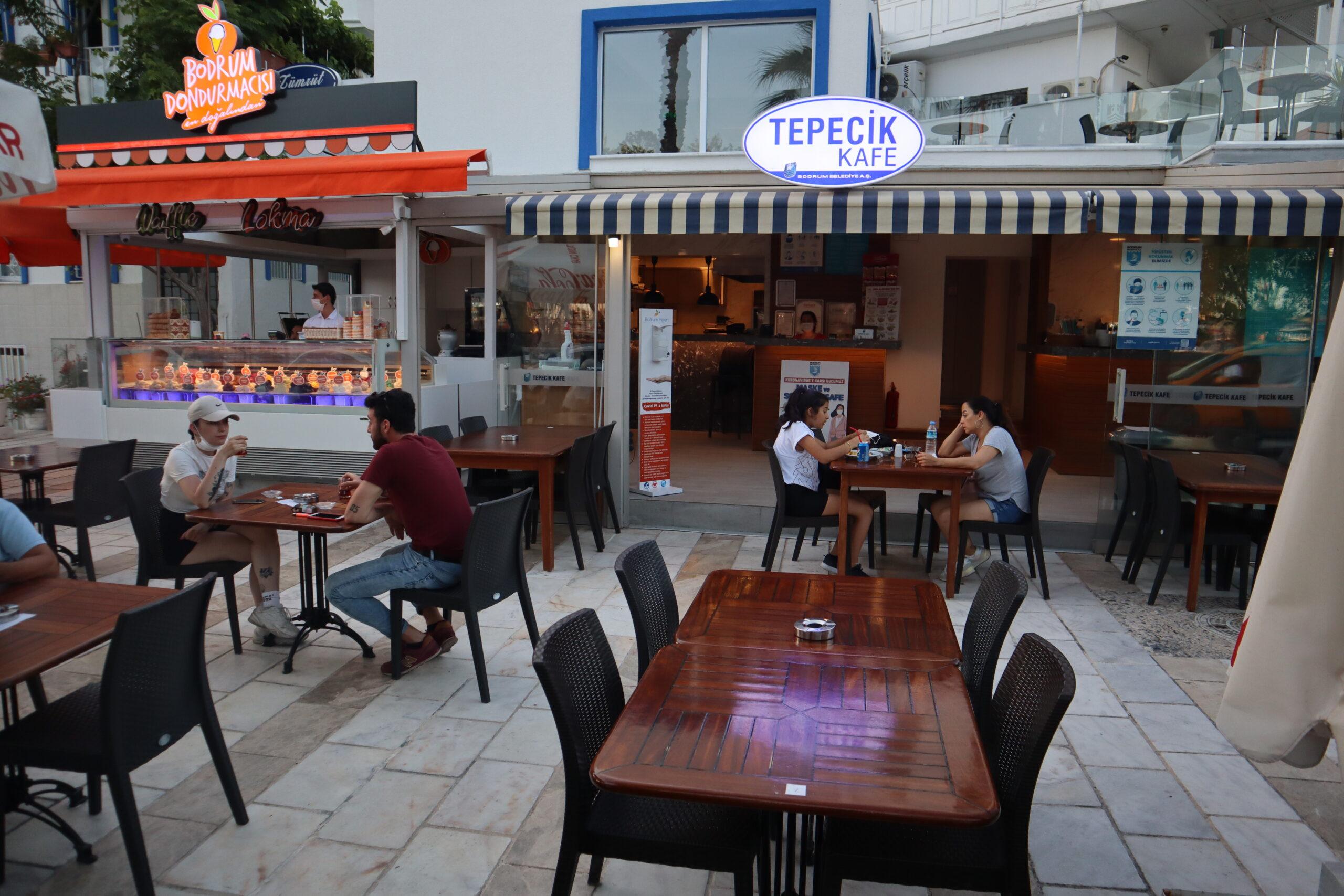 TEPECİK CAFE